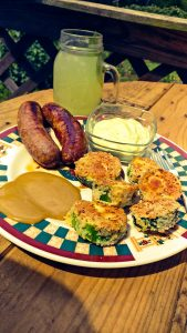 Fried Zucchini Recipe with Garlic Aioli