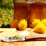 Home made Dandelion Jelly Recipe
